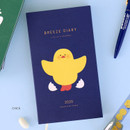 Chick - 2020 Life is a journal breeze dated weekly diary