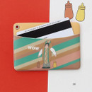 08 - Monologue daily flat card case holder