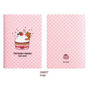 Sweet pink - Monopoly 2020 Toffeenut friends dated weekly diary planner