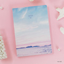 Seaside - PLEPLE 2020 With you dated weekly diary planner