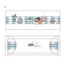 05 - Monologue clear folding pencil case