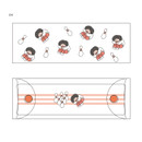 04 - Monologue clear folding pencil case
