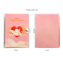 Dreams come true - After The Rain Twinkle pocket 6-ring undated monthly diary