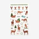 Daily transparent deco cute sticker - Deer