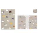 Kitty Gray - Monopoly Toffeenut friends PP document file folder