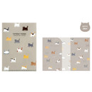 Kitty Gray - Monopoly Toffeenut friends PP document file folder