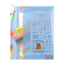 Right pocket - Monopoly Toffeenut friends PP document file folder
