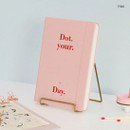 Pink - After The Rain 2020 Dot your day weekly dated diary planner