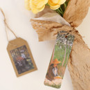 Usage example - NACOO Claude Monet bookmark set