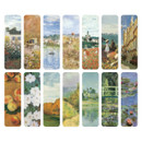 Beautiful bookmarks - NACOO Claude Monet bookmark set