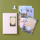 Ivory - Wanna This Omnibus dateless weekly diary planner