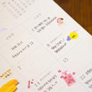 Usage example - Ardium Hello coco removable daily deco sticker