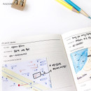 Place info - O-CHECK Travel planner journal notebook