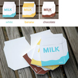 Colors of Milk note pad