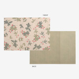 Dailylike Mind pattern letter with envelope set - Mimosa