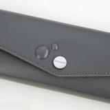 Water resistant - Monopoly Classy snap button pocket pencil case pouch