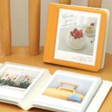 Usage example - 2NUL Instax polaroid square slip in pocket photo album