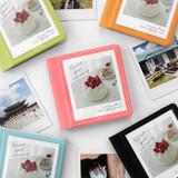 2NUL Instax polaroid square slip in pocket photo album