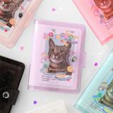 2NUL Glitter Instax mini slip in pocket small photo album