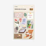 Package - Dailylike Warm removable paper deco sticker