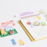 Usage example - Iconic Mini buddy sticky note memo set