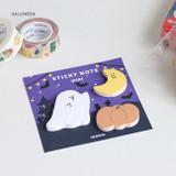 Halloween - Iconic Mini buddy sticky note memo set