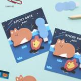 Campfire - Iconic Mini buddy sticky note memo set