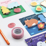 Iconic Mini buddy sticky note memo set