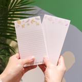 N.IVY Buri memo notes notepad 50 sheets