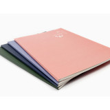 64 pages - Bookfriends Korean literature lined notebook 64 pages