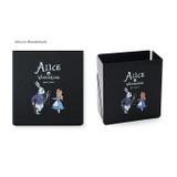 Alice in wonderland - Bookfriends World literature steel pencil cup pen holder
