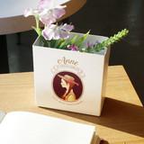 Anne of green gables - Bookfriends World literature steel pencil cup pen holder