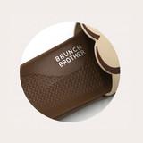 Detail of ROMANE Brunch Brother popeye toast slide slipper sandal