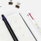 Usage example - Bookfriends Korean literature 0.7mm ballpoint multi pen