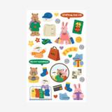 Dailylike My buddy shopping removable paper sticker