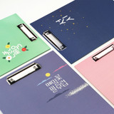 Bookfriends Korean literature clipboard file holder