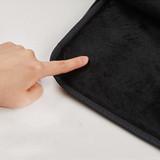 Extra cushion - Moonwalker boucle canvas iPad laptop sleeve pouch case
