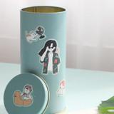 Usage example - ICONIC Haru removable craft decoration sticker
