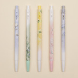 MONAMI 153 Aroma knock retractable ballpoint pen set