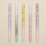 MONAMI 153 Aroma knock retractable ballpoint pen set