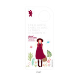 Start - Bookfriends Anne of Green Gables clear bookmark