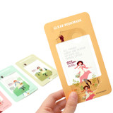 Package - Bookfriends Anne of Green Gables clear bookmark