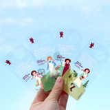 Bookfriends Anne of Green Gables clear bookmark