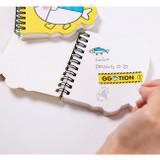 Usage example - DESIGN IVY Ggo deung o spiral bound blank notepad