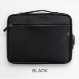 Black - GMZ The Memo iPad tablet PC 11 inches sleeve pouch case