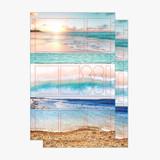 2 Sheets -  PLEPLE Mood deco photo paper sticker set