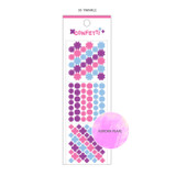 05 Twinkle - Wanna This Confetti aurora pearl mini deco sticker 02