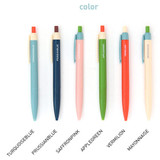 Colors of Point pen 0.7mm