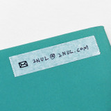 Usage example - 2NUL Letter decorative paper masking tape