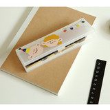 Usage example - Dailylike Congratulations removable paper deco sticker